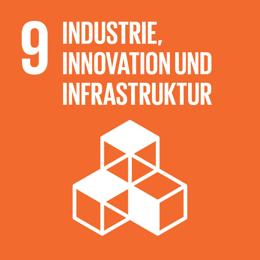 Sustainable Development Goal (SDG) 9 - Industrie, Innovation und Infrastruktur